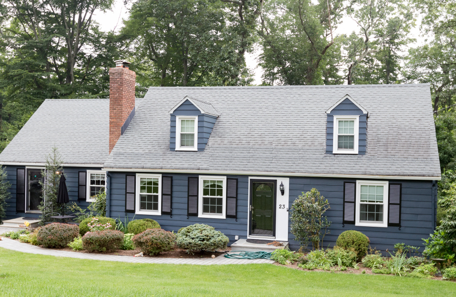 Exterior House Painting located in Cranford, NJ 07016 (2019)